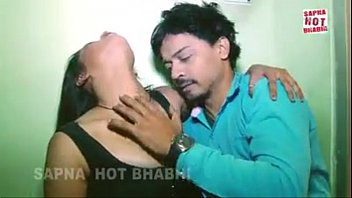 wife enjoys with servant while husband is in next room - Hindi Hot Short Film.MP4