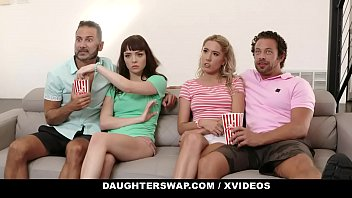 DaughterSwap - Hot Teens Trade Dads For Hardcore Sex