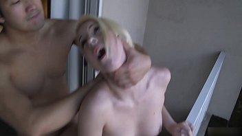 Blonde Cam Girl Livestream Sex Show With Asian Boyfriend - AsianSchlong & BananaFever