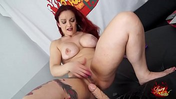 Anal fantasy for a redhead bitch with Mary Rider by Spicylab.org