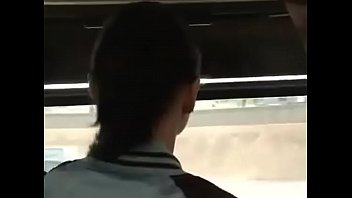 Violada en el bus