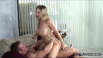big white cock fucks blonde slut