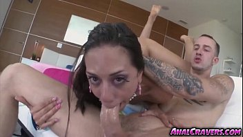 Latina chick Lyla Storm fucking hard