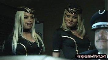 Fly strip Fly girls