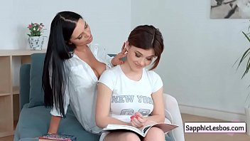Sapphic Erotica - True Lesbian Babes Free video from www.sapphiclesbos.com 05