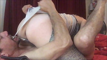 T&A 683 (05) - Come fuck me in my satin lingerie, panties, heels, stockings