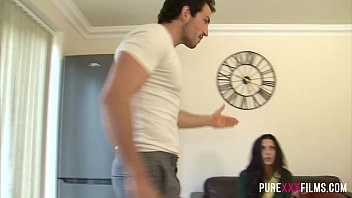 PURE XXX FILMS Spanish Schoolgirl gets spanked