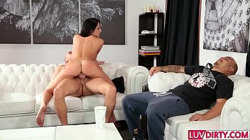 Jaclyn Taylor Gets Caught With The Butler