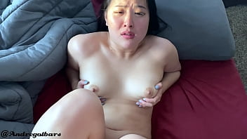 Beautiful Girlfriend POV Pussy Licking And Creampie