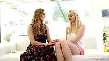 Mommy Tanya Tate and Alli Rae Lesbian Fun