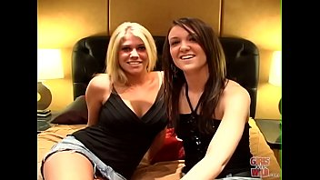 Girlsgonewild with dildos Girls gone wild - teen besties jessica and ashleigh get comfortable with each other after the party