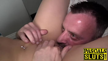 Kimber Woods anally disciplined after face sitting