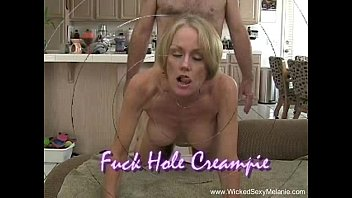 Fucking melanie - Stepson gives creampie to mom