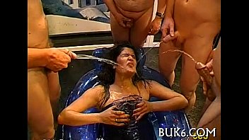 Pissing mpeg free Boy-friends pissing wildly on babe