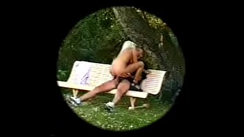 Dasha Public Anal Sex - blonde in the park on bench - Kazaa Classic