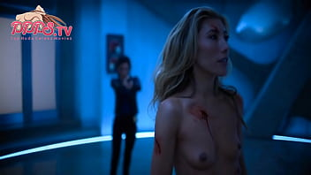 Videos of celebs fucking - 2018 popular dichen lachman nude with her big ass on altered carbon seson 1 episode 8 sex scene on ppps.tv