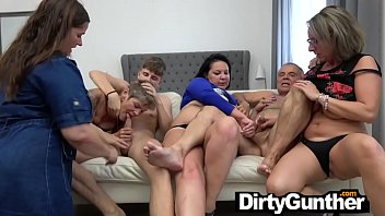 Full family orgy tubes Getting dirty on a sunday