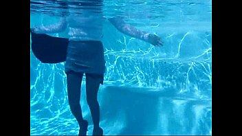Wet lingerie swim Marjories video to gallerie 083