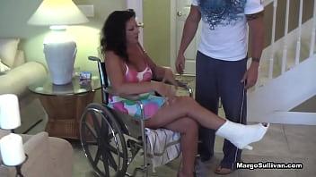 Margo Sullivan - Mom breaks her foot thumbnail