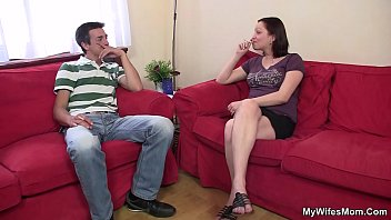 He Bangs Lusty Mother Inlaw