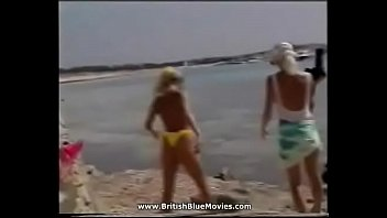 Georgette Neal - British retro interracial anal sex