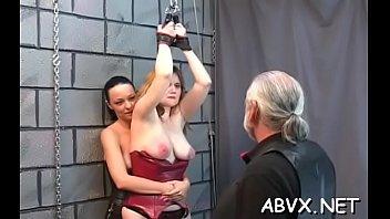European extreme video xxx Cookie obedience thraldom