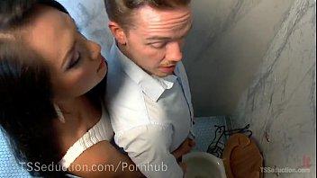 Horny TS Jessica Fox Fucks Man