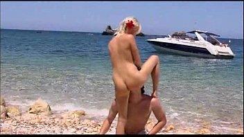 Una alemana en Ibiza