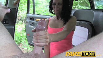 Fake Taxi Scottish Lass Gets Creampied
