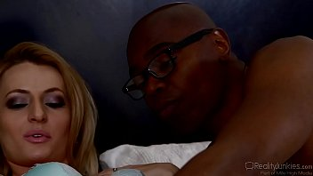 Horny slut fuck - Natasha starr interracial fucking action