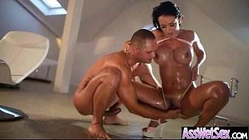 (franceska jaimes) Horny Big Round Ass Girl Like Deep Anal Sex mov-15 porn thumbnail