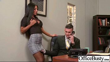 Elicia Solis Horny Busty Office Girl Enjoy Hard Sex Action Mov