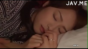 JAV Sleeping Beauty Getting Fuck