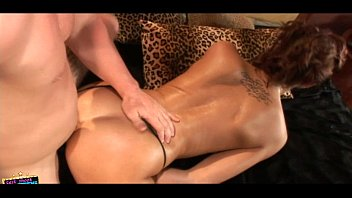 Oiled up slut fuck preview image