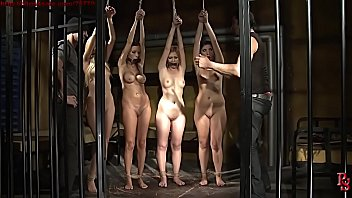 Building bondage furniture - Slave auction ii. first slave sold.