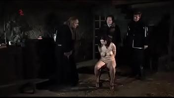 Interrogatio gypsy witch