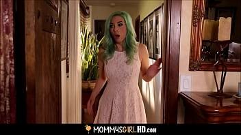 Hot MILF Jelena Jensen Fucks Sons Teen Girlfriend Lana milf | daughter | big-tits | outofthefamily