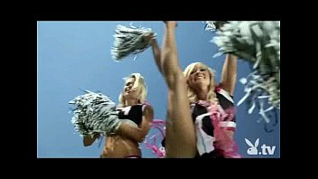 Sexy hot blonde college lesbians The lesbian cheerleader audition