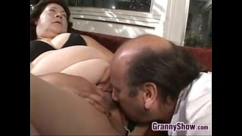 Asian granny fat porn - Large grandma pleasing cock and fucking