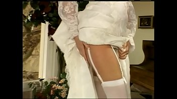 Die Braut wird vom Gast gefickt- Bride was fucked by stranger