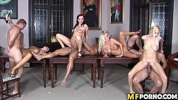 Amazing orgy Anastacia Divine, Angel Velvet, Christina Jolie, Sharon Pink 1 4