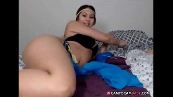 Latina big fat butt twerk