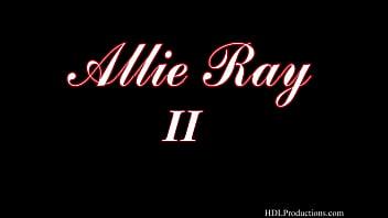 Allie Ray - Smoking Fetish At Dragginladies