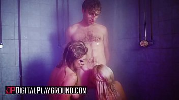 (Michael Vegas, Kenzie Reeves, Giselle Palmer) - Girls with Guns Scene 3 - Digital Playground Preview