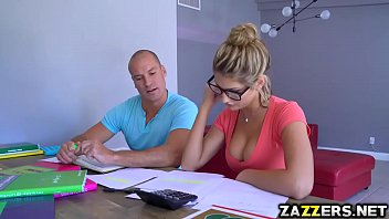 Sean licking down August Ames body starts with her tits - download porn videos