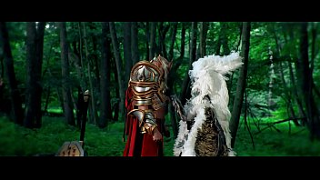 Gametusy fantasy series porn parody trailer - Fallen Angel and Palasin costume fuck