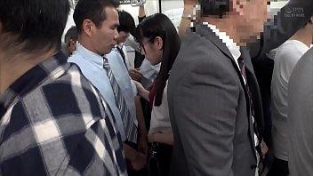 Schoolgirl Stalked By Old Predator In Public
