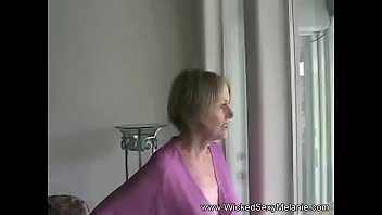 POV Fun At Home With Amateur Granny