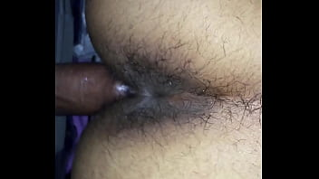 Hairy Salvadorean ass