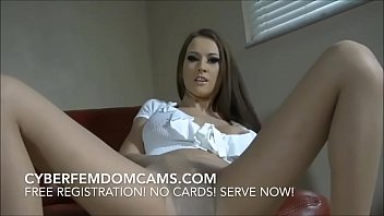 Free femdom video pain for the